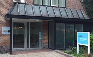 Dokter Bosman Harderwijk moeilijker bereikbaar door wegwerkzaamheden