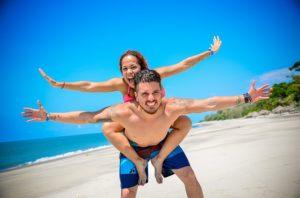 relatiestress op vakantie